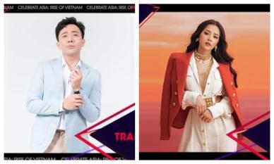 Lễ trao giải uy tín châu Á WebTV Asia Awards lần đầu tổ chức tại Việt Nam, quy tụ dàn nghệ sĩ hàng đầu Vbiz và châu Á