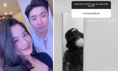 Giữa nghi vấn chia tay bạn trai giàu có, 'hot girl tạp hoá' Hàn Hằng tiết lộ: 'không yêu ai cả'