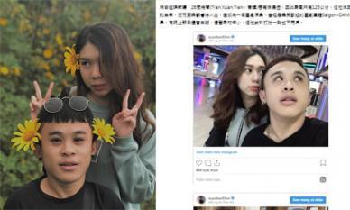 Chàng lùn Xuân Tiến nói gì khi việc yêu được bạn gái đẹp như hotgirl được báo Trung Quốc chú ý
