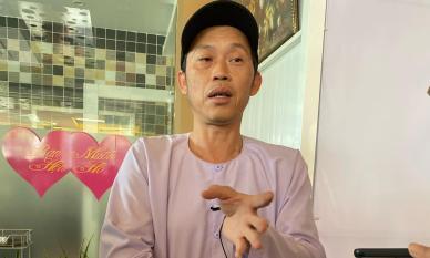 Hoài Linh: 'Khi nào tôi cảm thấy không còn đi diễn được nữa, tôi sẽ lên công bố rằng tôi đã hết thời, khỏi cần ai nói'