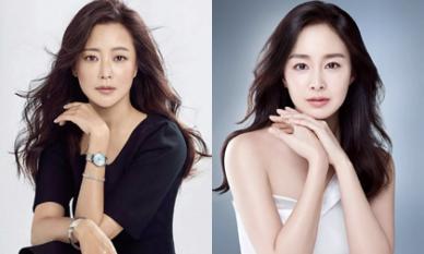 Vừa nghe tin Kim Tae Hee đóng phim, 'đệ nhất mỹ nhân xứ Hàn' Kim Hee Sun cũng nhận lời đóng cặp với trai trẻ kém gần 10 tuổi