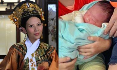 Sau bao ngày tháng vất vả, cuối cùng 'Hoàng hậu' của 'Chân Hoàn truyện' đã sinh được quý tử ở tuổi 46