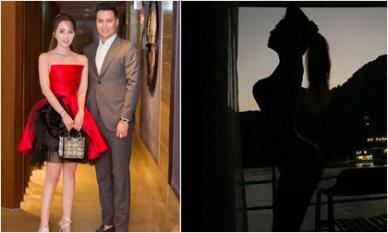 Lê Việt Anh đăng hình gái lạ diện đồ nóng bỏng, dân mạng gọi tên Quỳnh Nga