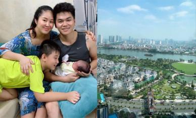 Vợ chồng Lê Phương tậu thêm căn hộ thứ hai