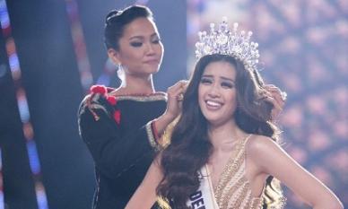 Tân Hoa hậu Nguyễn Khánh Vân được trao vương miện Brave Heart