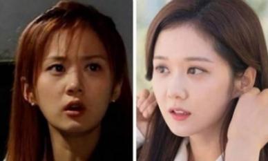 Nhan sắc 'ma cà rồng' của dàn mỹ nhân Hàn: 20 năm mà vẻ đẹp vẫn còn nguyên vẹn