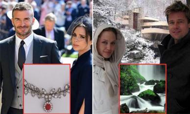 Những món quà xa xỉ sao Hollywood tặng nhau dịp Noel: Tới quà Angelina Jolie từng tặng Brad Pitt mà 'há hốc mồm'