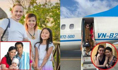 Sao Việt 13/12/2019: Chồng mới của vợ cũ Việt Anh lên án nam diễn viên bỏ rơi con gái; Mẹ Hồ Ngọc Hà khoe: 'Mới tậu một chiếc máy bay'