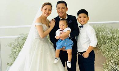 Vừa về làm vợ người ta, Giang Hồng Ngọc được con trai riêng của chồng hết mực kính trọng chỉ bằng hành động này