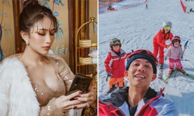 Bị hỏi hai em ruột có chạnh lòng khi bố thường xuyên đăng ảnh bên vợ mới, con gái Minh Nhựa nói gì?