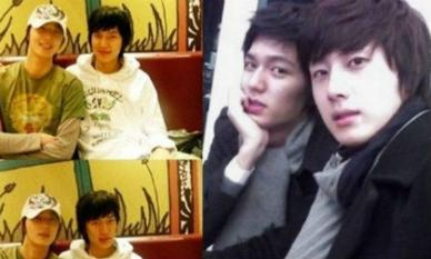 Đẹp trai từ trong trứng nước nhưng thời học sinh Lee Min Ho cũng phải chịu thua nhân vật này về độ 'sát gái'
