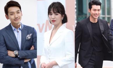 Tin nhắn bị phát tán của tài tử 'Hoàng hậu Ki' Joo Jin Mo vô tình tố cáo Song Hye Kyo từng 'bắt cá hai tay'