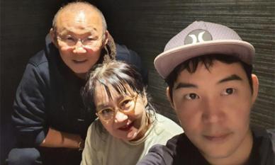HLV Park Hang-seo cùng vợ và con trai đón năm mới ở Nhật Bản