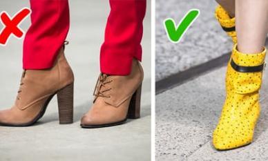 Hơn 10 kiểu giày lỗi thời cần được 'tống khứ' khỏi tủ để thay thế mẫu mới