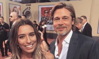 Brad Pitt đang hẹn hò nữ phóng viên gốc Úc vừa xinh đẹp lại thông minh?