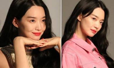 Nhan sắc đẹp xuất thần của Shin Min Ah khi chưa chỉnh sửa, bảo sao Kim Woo Bin bao năm nay vẫn say đắm