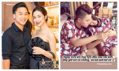 Duy Khánh vô tình xác nhận chuyện Hòa Minzy đã bí mật kết hôn?