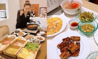 Từng khoe món sơn hào hải vị trong bữa ăn nhưng nay lại nấu món đơn giản, Mai Ngọc tiết lộ lí do