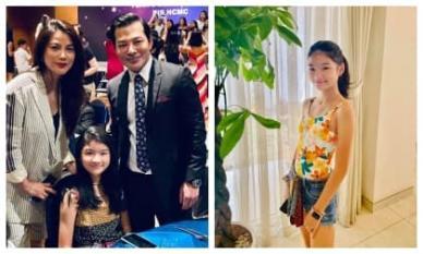 Cuộc sống của con gái Trương Ngọc Ánh - Trần Bảo Sơn: Xinh như mĩ nhân, thừa hưởng sự giàu sụ của bố mẹ