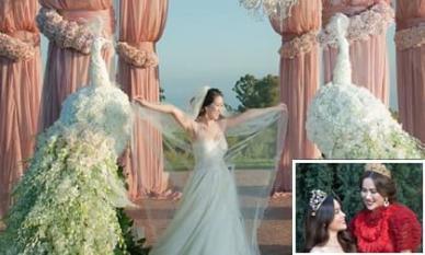 Bạn thân Hà Hồ - nữ tỷ phú người Việt Mimi Morris kỷ niệm ngày cưới như cổ tích