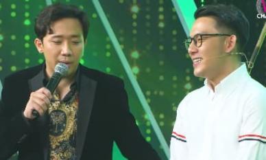 Trấn Thành đòi nhận bản sao Ông Cao Thắng làm em rể ngay trên sóng truyền hình