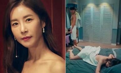 Tình địch của Song Hye Kyo trong 'Ngôi nhà hạnh phúc' trở lại với phim 19+