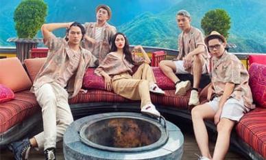 Hội bạn thân mới của showbiz Việt: Hương Giang, Lý Quí Khánh và 'Ông bầu Hoa hậu' Kenbi Khánh Phạm