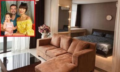 Siêu mẫu Hà Anh rao bán căn hộ  để mua penthouse