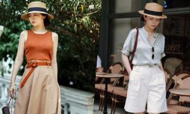 Những cách phối trang phục đẹp mắt: Mỗi bộ đều làm bạn ngạc nhiên, bạn đã sẵn sàng học hỏi?