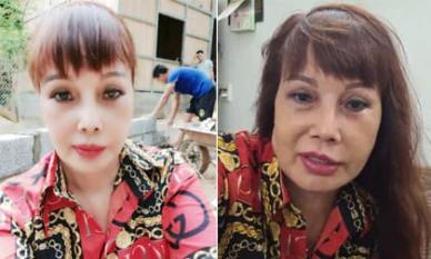 'Cô dâu 62 tuổi' ở Cao Bằng cắt tóc ngắn, lộ dung nhan khác lạ khi đăng ảnh và lúc livestream