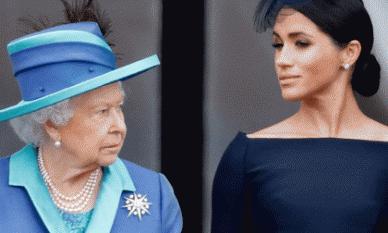 """Nữ hoàng đi nước cờ cao tay khiến Meghan chỉ muốn """"đeo mo vào mặt"""" vì dám bôi xấu Hoàng gia"""