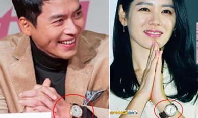 Son Ye Jin và Hyun Bin lộ bằng chứng đeo đồng hồ đôi từ lâu, fans thêm hy vọng để 'đẩy thuyền'