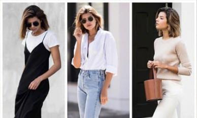 Không khó để mặc đẹp trên phố! Chỉ cần học theo các mẫu ở đây, bạn sẽ có ngay cảm giác sang trọng
