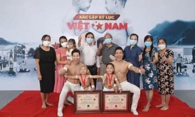 Mới 3 tuổi, con trai của Quốc Cơ - Quốc Nghiệp chính thức xác lập kỷ lục Guinness Việt Nam