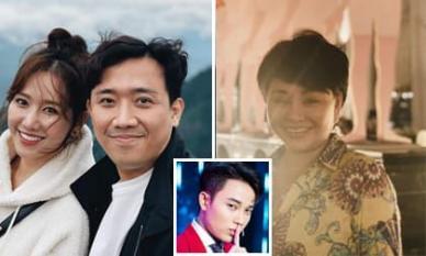 Trúc Nhân đăng cả album 'dìm' hội bạn Trấn Thành, cách minh họa đọc mới sốc