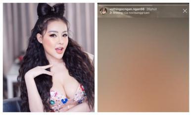 Ngân 98 ngang nhiên đăng ảnh đồ chơi tình dục lên Instagram, phản cảm và thô thiển đến không ngờ