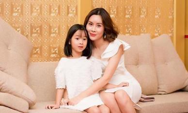 Con gái Lưu Hương Giang tiết lộ về mẹ: 'Trên mặt mẹ tôi có một cái mồm giả và một cái mũi giả'