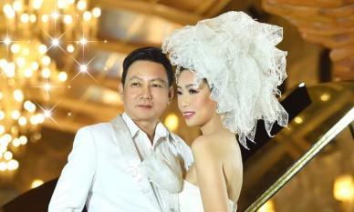 Trịnh Kim Chi hóa cô dâu xinh đẹp bên ông xã nhân dịp kỉ niệm 20 năm ngày cưới