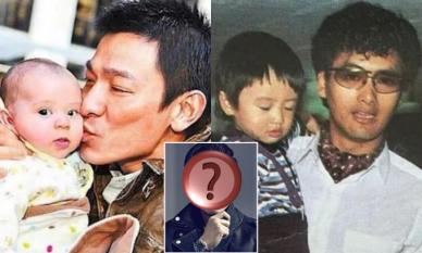 38 năm trước được Lưu Đức Hoa thơm má, Châu Nhuận Phát bế trên tay, sau khi lớn lên anh trở thành siêu sao nổi tiếng toàn châu Á