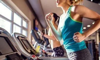 Giảm cân thành công nhờ máy chạy bộ tại nhà