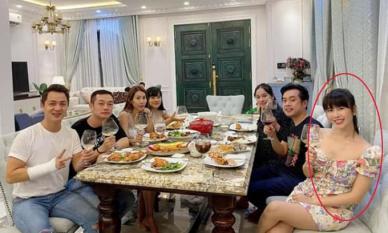 Dương Khắc Linh - Sara Lưu tụ họp tại biệt thự triệu đô của vợ chồng Đăng Khôi