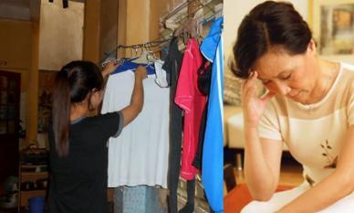 Nhìn thấy con dâu phơi quần áo giữa đêm, mẹ chồng thuyết phục con trai ly hôn ngay lập tức