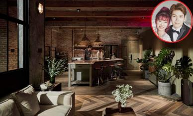 Hé lộ penthouse 300 m2 sang trọng của vợ chồng Khởi My - Kelvin Khánh