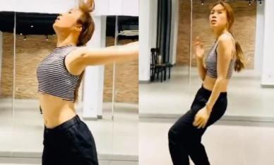 Tung clip vũ đạo 'Đúng cũng thành sai', nhưng dân tình chỉ đổ dồn sự chú ý vào vòng eo thon của Mỹ Tâm