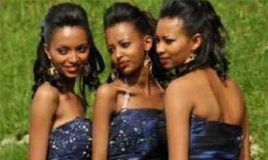 Có rất nhiều phụ nữ châu Phi, tại sao chỉ có Ethiopia được mệnh danh là đất nước của sắc đẹp? Có hai lý do