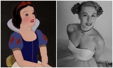 'Bạch Tuyết đời thực' của Disney qua đời ở tuổi 101
