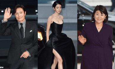 Thảm đỏ hot nhất hôm nay: 'Điên nữ' Seo Ye Ji khoe vòng một bức thở, lu mờ cả dàn sao Ký Sinh Trùng lẫn tài tử Lee Byung Hyun