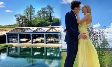 Vợ chồng Beckham sẽ chi 350 ngàn bảng Anh để thuê nguyên khu resort sang chảnh cho đám cưới cậu cả Brooklyn