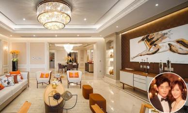Không gian siêu sang trọng bên trong căn hộ trị giá 250 tỷ đồng của vợ chồng Đường Yên