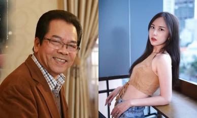 NSND Trần Nhượng bị con gái hot girl gọi là 'ông bố mâu thuẫn nhất năm'